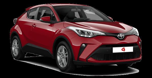 Официальный дилер Toyota C-HR