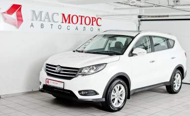 Dongfeng 580 Белый