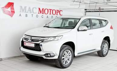 Mitsubishi Pajero SPORT Белый